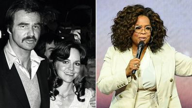 Oprah Winfrey regrets asking Sally Field this inappropriate question.