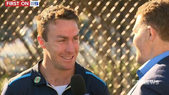 Cheeky Maloney fires Origin barb