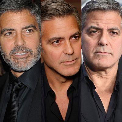 <p>George Clooney, 55</p>