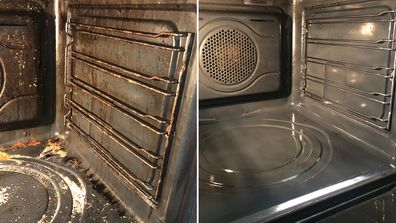 How you can deep clean your oven without harsh chemicals
