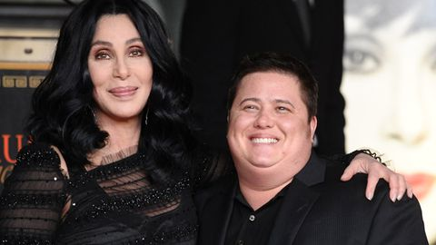'It took guts to do DWTS.' Cher lets loose at Chaz Bono haters