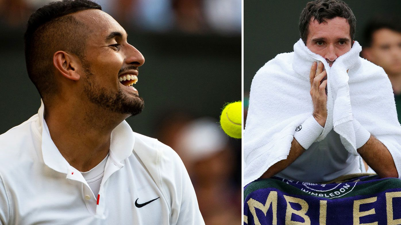 Nick Kyrgios burns Mikhail Kukushkin with stunning Instagram clap-back