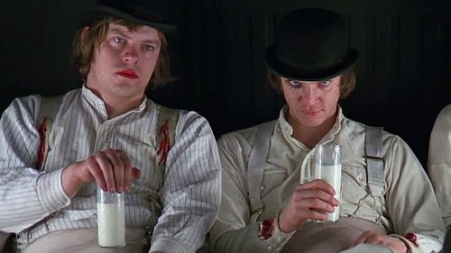 A Clockwork Orange sequel discovered in author's house