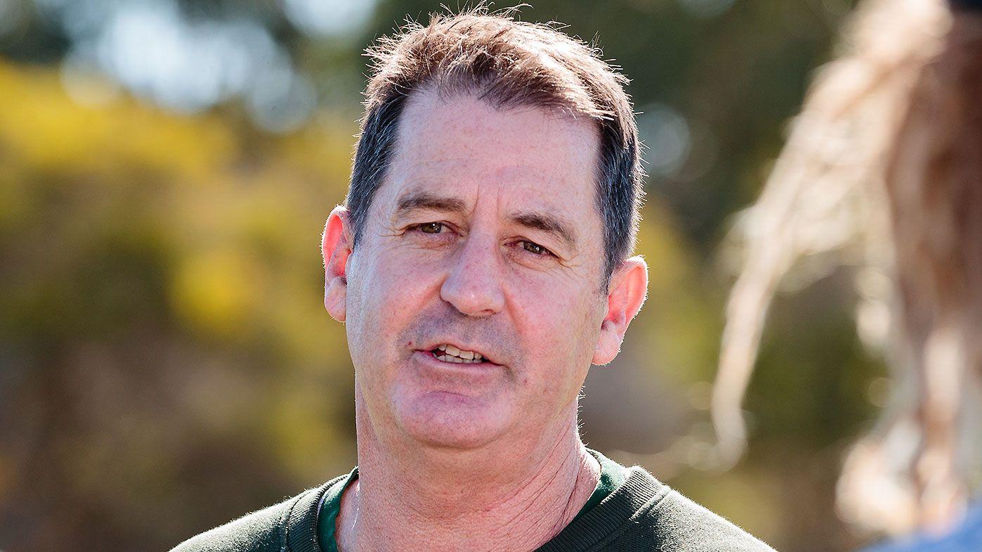 'I need to gather myself': Ross Lyon breaks silence on shock Fremantle sacking