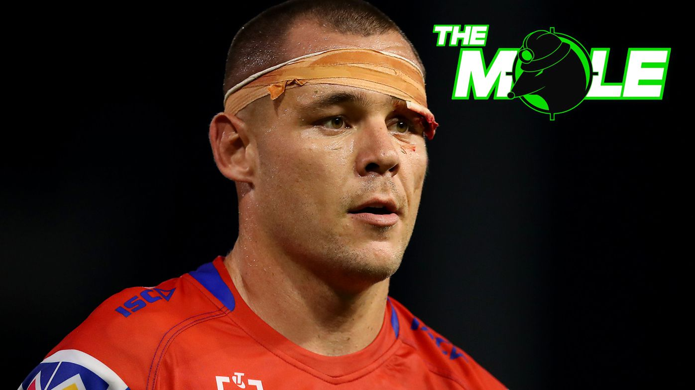The Mole: David Klemmer's remarkable gift for Knights coach battling cancer