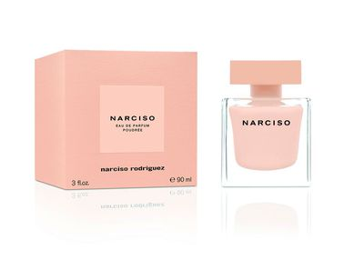 """<a href=""""http://www.myer.com.au/shop/mystore/narciso-poudree-narciso-rodrguez-narciso-poudr%C3%A9e-edp-30-ml"""" target=""""_blank""""><strong></strong>Narciso Rodriguez Narciso Poudrée EDP (90ml), $160.</a>"""