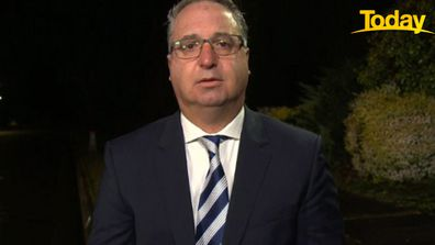 Paul Guerra, Chief Executive, Victorian Chamber of Commerce and Industry, fears the impact business shutdowns will have across the state