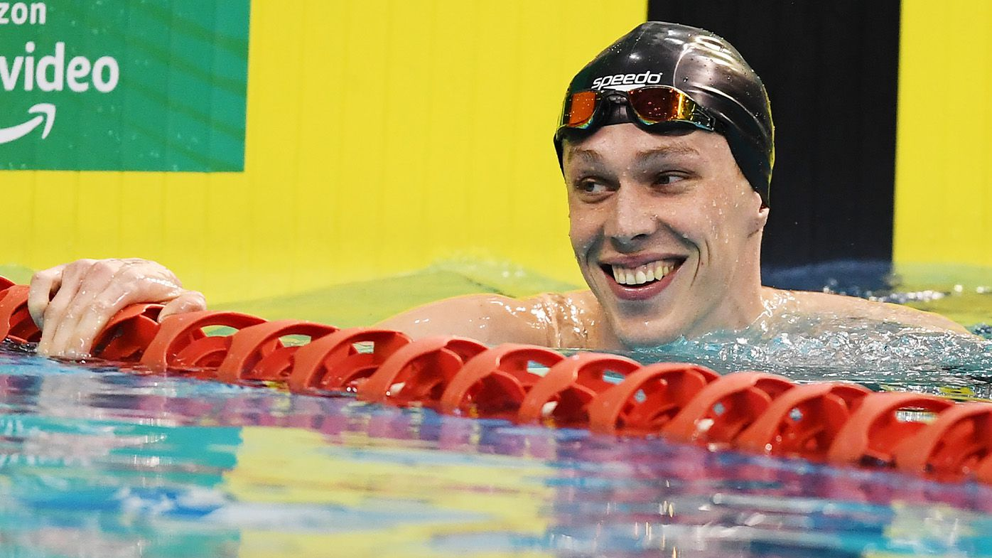Zac Stubblety-Cook shatters record books at Australian Olympic swimming trials