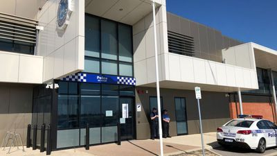 Officer dies at Perth police station