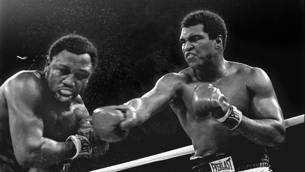 Muhammad Ali: Australian sport stars pay tribute to boxing legend