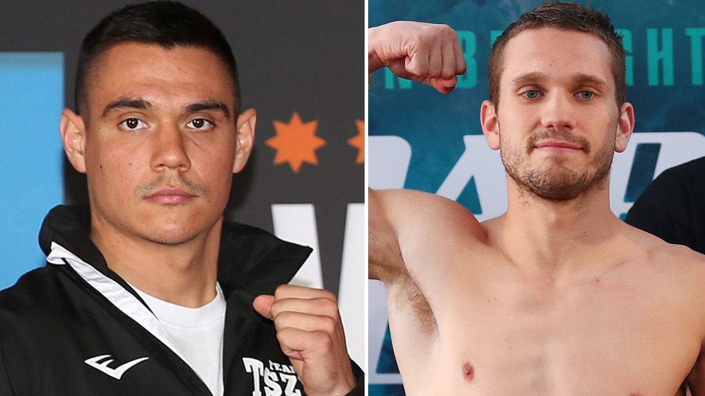 'Ice-cold' Tim Tszyu hits 'likeable' new combatant Steve Spark with ruthless message