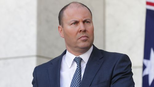 Treasurer Josh Frydenberg unveiled the changes to the JobSeeker payment at a press conference in Canberra today.