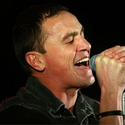 Noll was performing at the Duck Creek Races. (Getty Images)