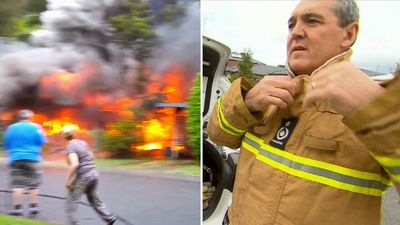 'The job is killing them': Firies battle for cancer help