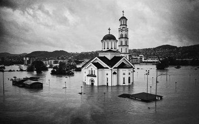 3. Bosnian flood