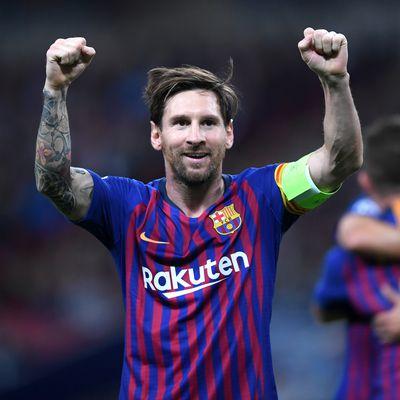 11. Lionel Messi