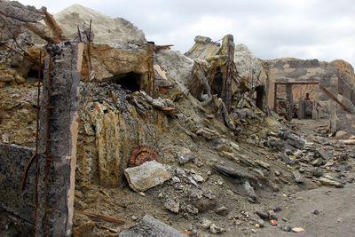 <strong>White Island Mines,&nbsp;Whakaari</strong>