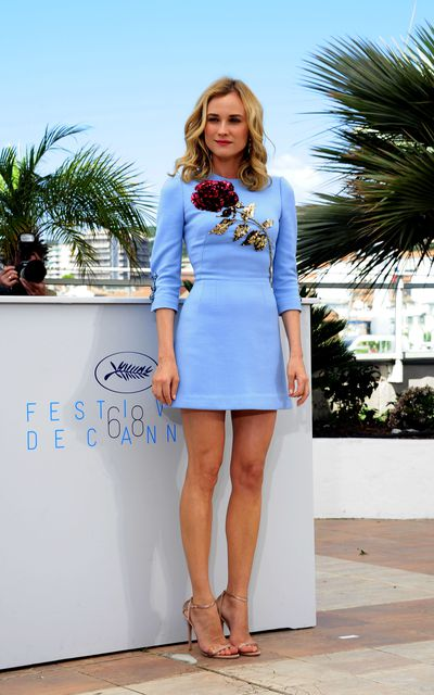 <p>With a legendary party circuit, photo calls and that incredible Riviera coastline to stroll, celebrities are wearing some of their best looks off the red carpet. Here are the all the other great looks you may have missed.</p><p>Diane Kruger at the <em>Disorder</em> photo call. </p>