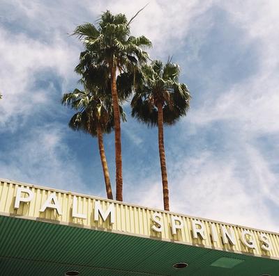 <p>It's in Palm Springs, California, (last year it was Monaco).</p>