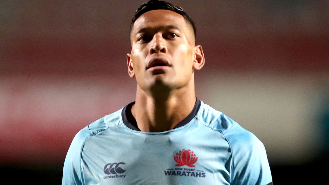 Wallabies star Israel Folau tests Rugby Australia's patience afters haring anti-gay video on social media