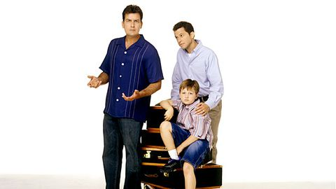 Charlie Sheen didn't want to be in Two and a Half Men
