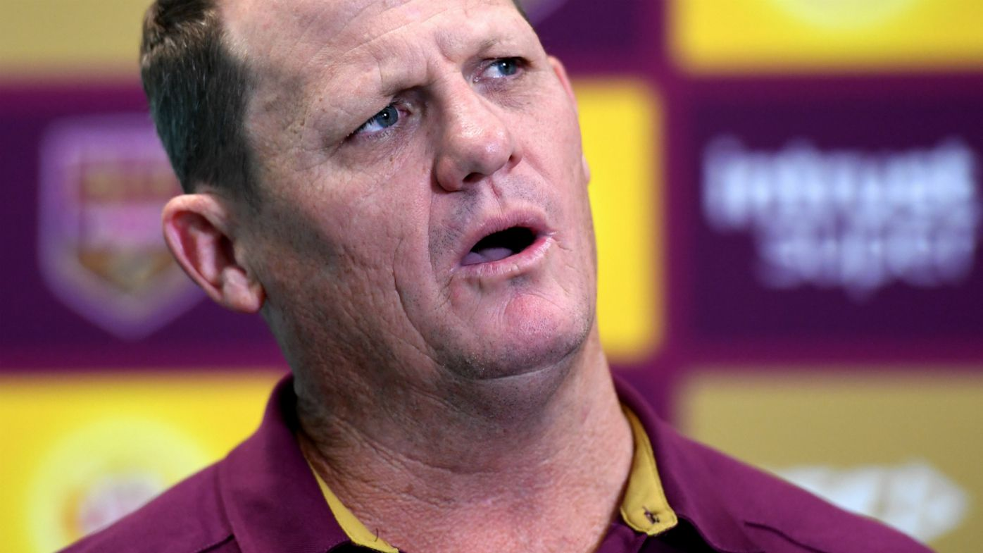 Kalyn Ponga gets the Origin all-clear from Kevin Walters