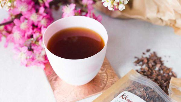 Chocolate tea by Kkao Co.