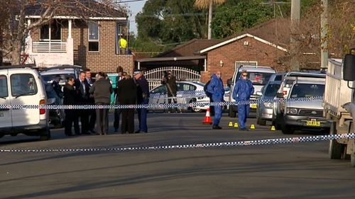 Gunman on the run after shooting in Sydney's west
