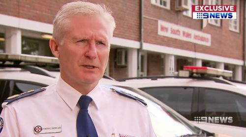 NSW Ambulance Commissioner Dominic Morgan has told pranksters they face jail and massive fines. (9NEWS)