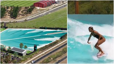 Perfect waves roll into Melbourne with new surf park