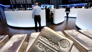 Prices of silver have surged in the commodities market.