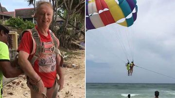 'Intelligent' and 'energetic' Aussie mourned after parasailing death