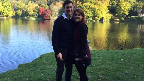 Princes Eugenie and Jack Brooksbank are getting married this Friday.