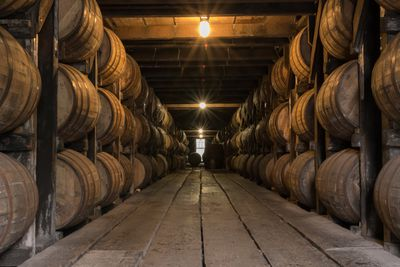 <strong>8. Kentucky Bourbon Country</strong>