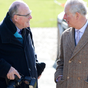 Prince Charles sends birthday wishes to royal photographer