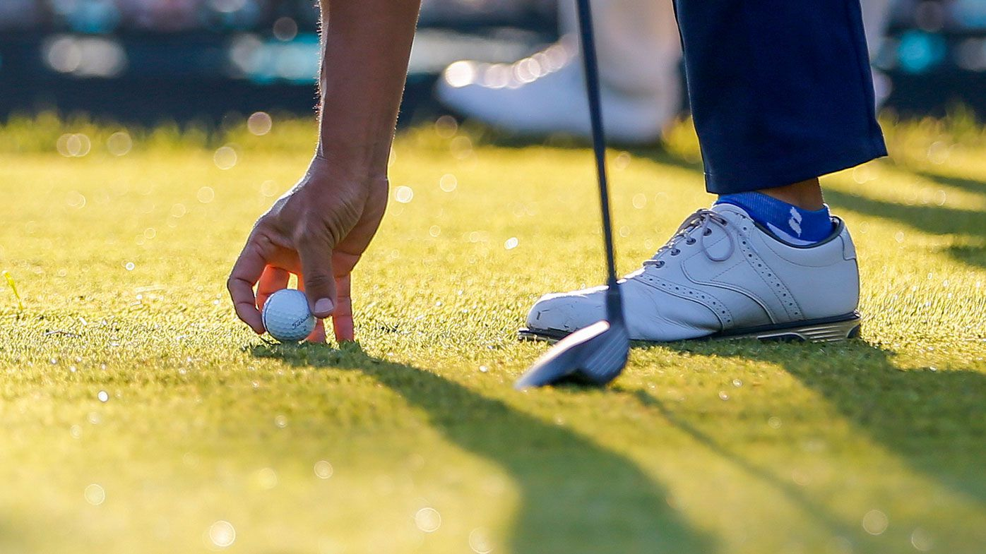 Man's finger bitten off in violent golf fight