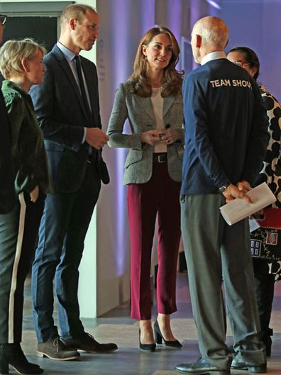 Prince William Kate Middleton attend Shout's Crisis Volunteer celebration event at the Troubadour White City Theatre 5