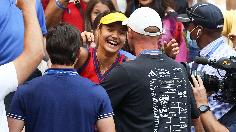 Raducanu drops coach after US Open win