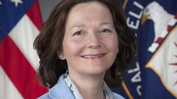 Nominee for director of the CIA Gina Haspel. (AAP)