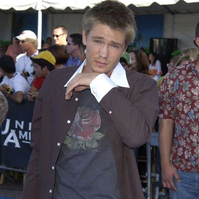 Chad Michael Murray in 2003.