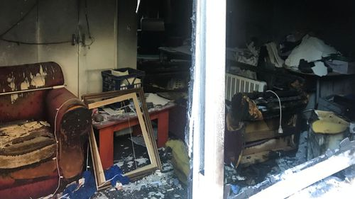 Sydney man 'tried to kill neighbour' in fire