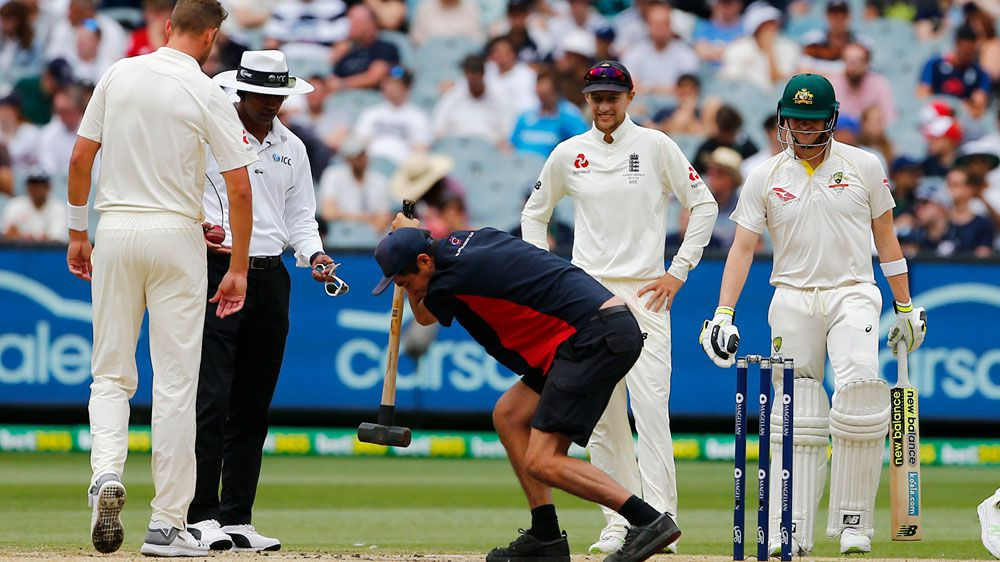 Ashes: MCG pitch branded poor by match referee