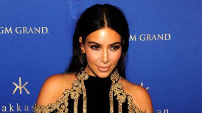 Social butterfly: Kim Kardashian says she didn't grow up in the world of social media. Image: Getty