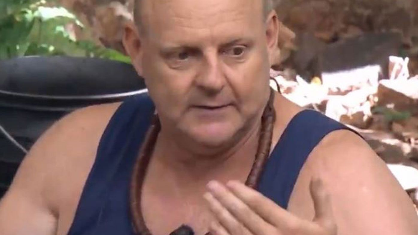 Billy Brownless branded a dinosaur over women's footy comments on 'I'm a Celebrity'