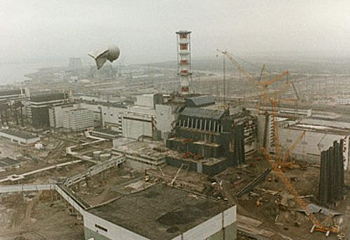 Chernobyl nuclear power plant (Getty)