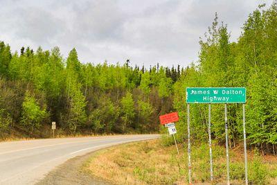 James W Dalton Highway, USA
