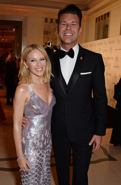 Kylie Minogue and Paul Solomons are rumoured to be engaged.
