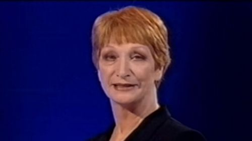 Frances put her no-nonsense onscreen persona to good use as host of The Weakest Link.