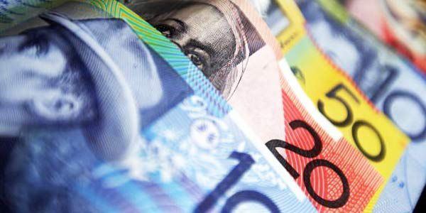 Australian bank currency