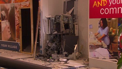 Man charged over explosions and alleged thefts at three Adelaide ATMs